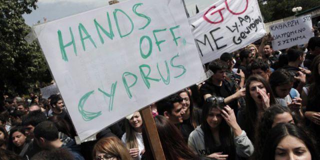 Кипр тихо разделяют на