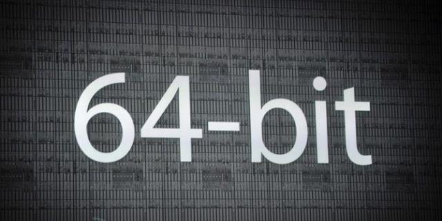 Эра 64-битных мобильных