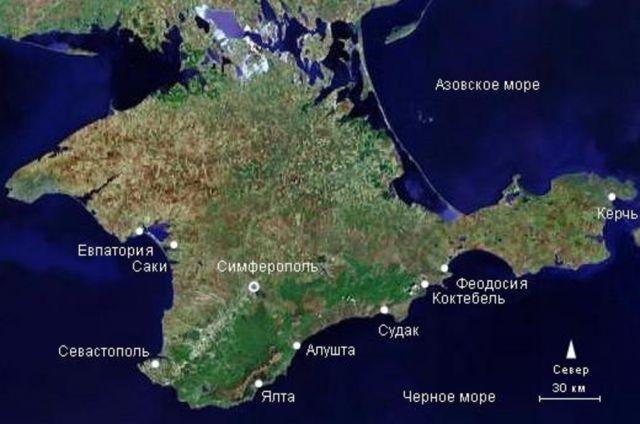 Опередит ли Крым Дальний