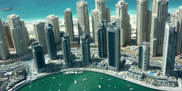 Дубай привлекает туристов