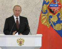 Послание Путина вселило