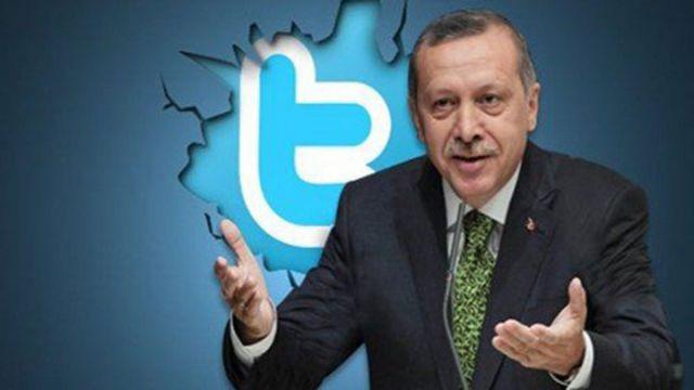 Турция отключила Twitter