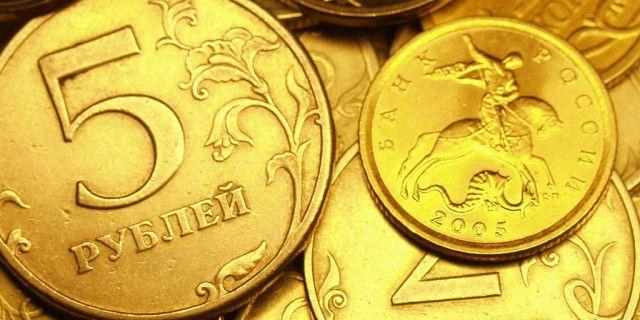 Рубль не сдается