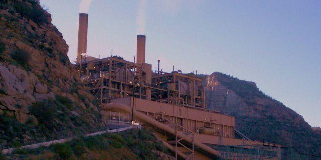 Угольную промышленность