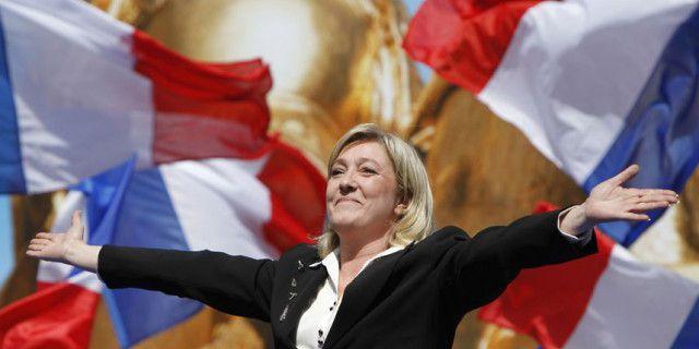 Франция: Ле Пен
