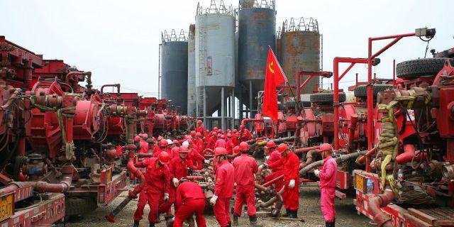 Китай возлагает большие