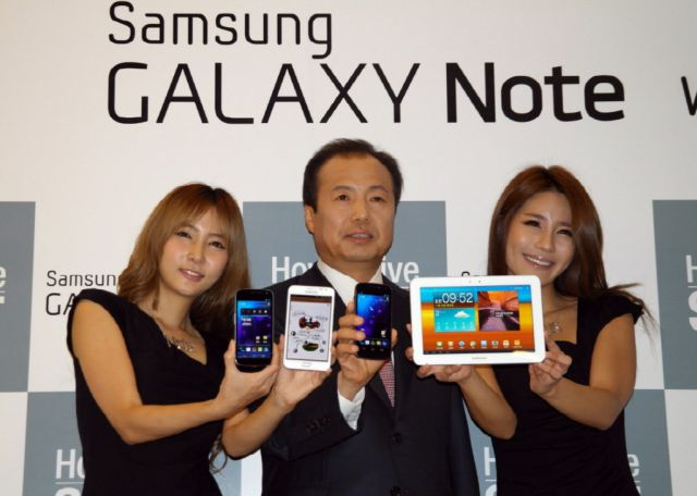 Менеджеры Samsung