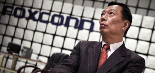 Прибыль Foxconn растет