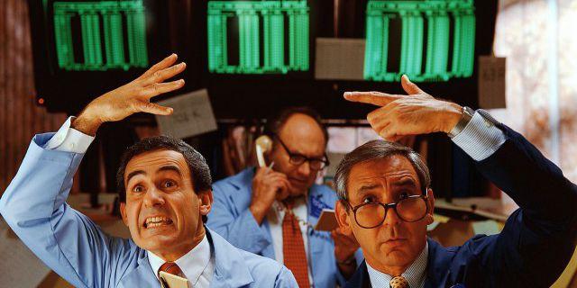 Как биржевые трейдеры