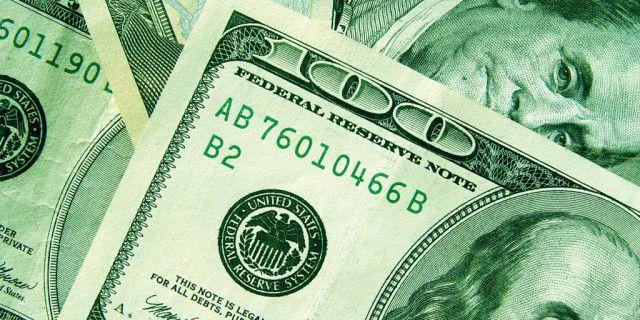 На Мосбирже доллар
