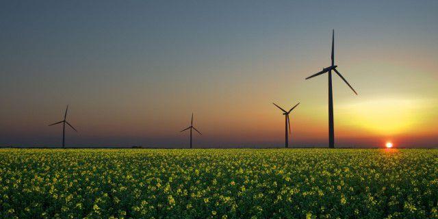 Зеленая энергия Германии
