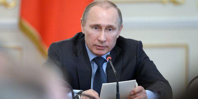 Путин отложил схему