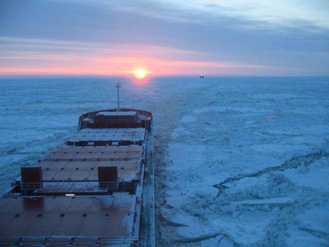 Арктика – новый этап в