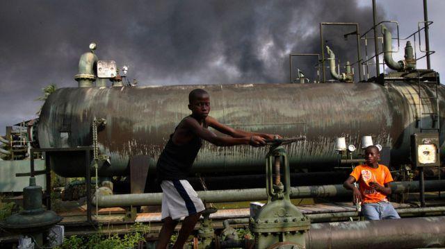 Нигерия обгоняет ЮАР: