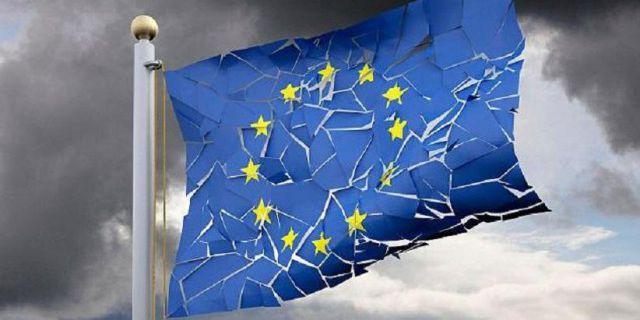 Раскол Европы по