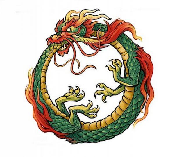 Китайский уроборос: