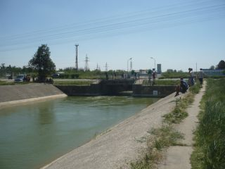 Украина устроила засуху