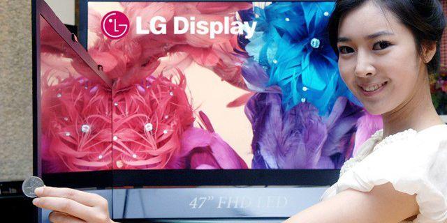 LG Display терпит убытки