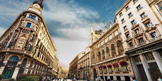 Рост ВВП Испании