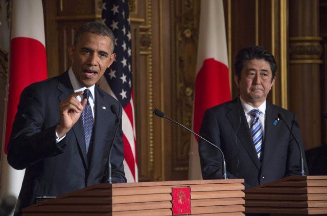 США и Япония не