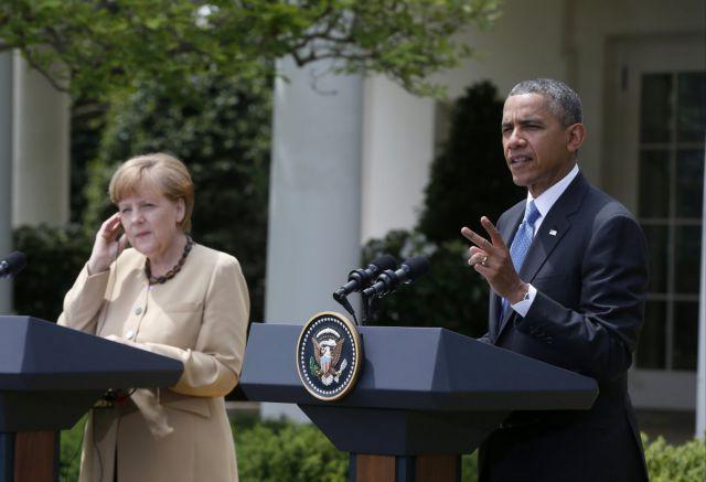 Германия и США готовы