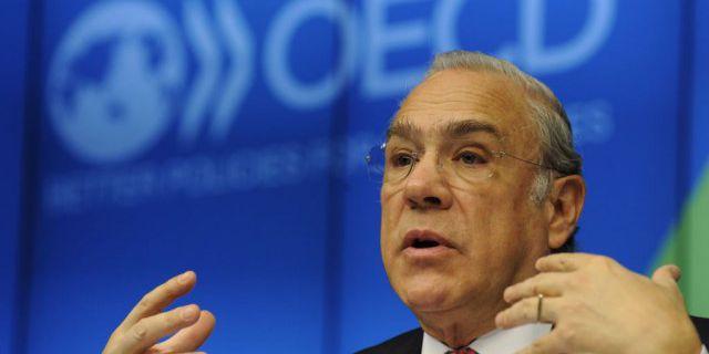 ОЭСР понизила прогноз