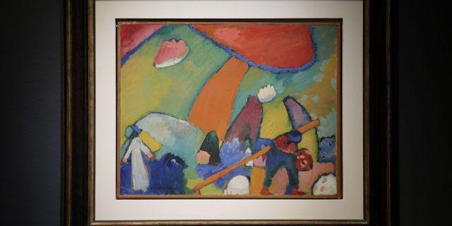 Кандинский, Пикассо и