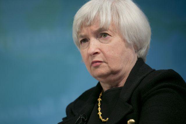 Йеллен: ФРС продолжит