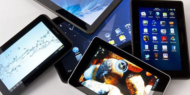Росту рынка планшетов