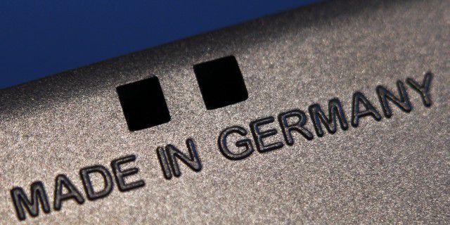 Рост ВВП Германии в I