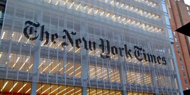 NYT неожиданно меняет