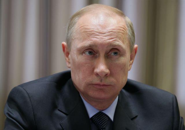 Путин обратился к