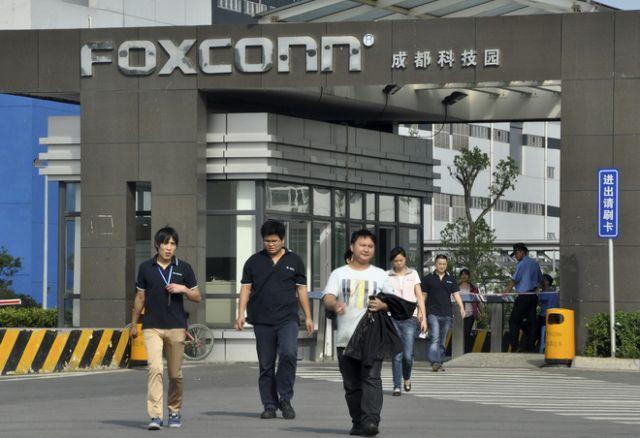 Foxconn показывает