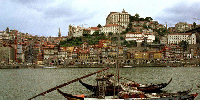 Португалия показывает