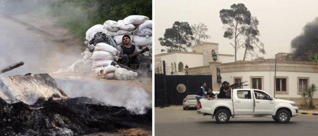 Украина и Ливия