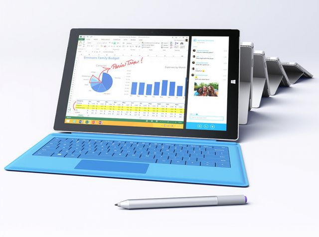 Surface Pro 3 обещает