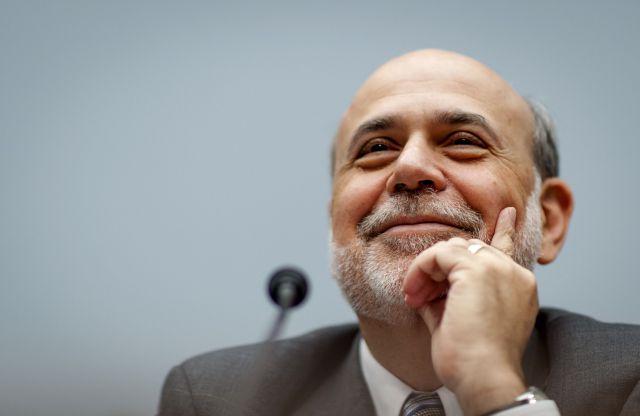 Бернанке до сих пор