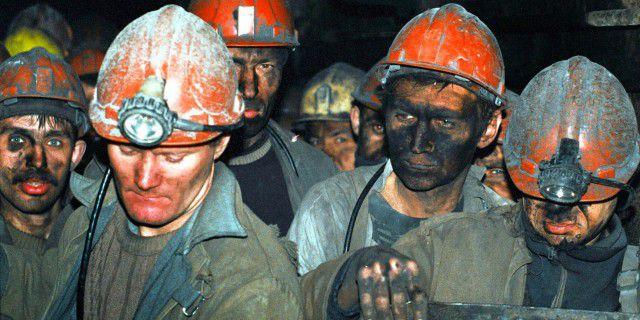 Жизнь рабочих на Украине