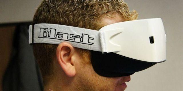 Samsung создает шлем