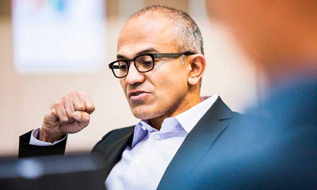CEO Microsoft верит в