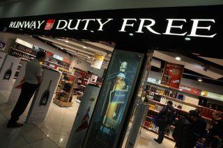 Рынок Duty Free в России