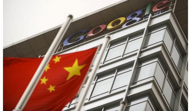 Китай: IT-компании США