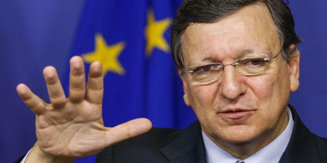 Баррозу перед уходом