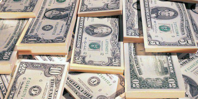 Доллар снижается на фоне