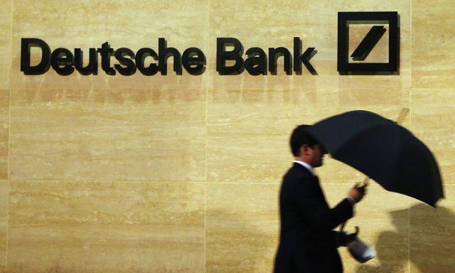 Deutsche Bank остается в