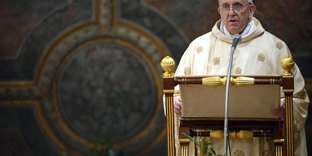 Папа Римский распустил