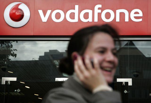 Vodafone опубликовала