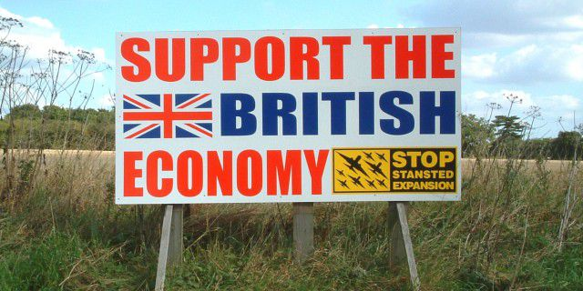 В Британии производство