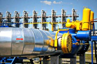Платеж от Украины за газ