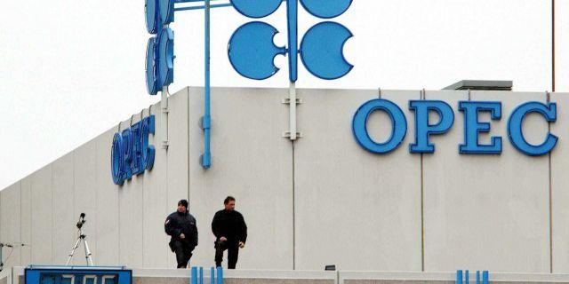 Объемы добычи нефти ОПЕК